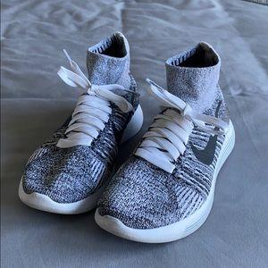 Nike Lunarepic running shoes